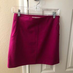 Pink DVF skirt